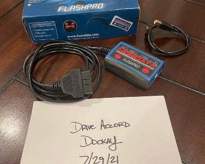 FS: Hondata FlashPro CARB Version