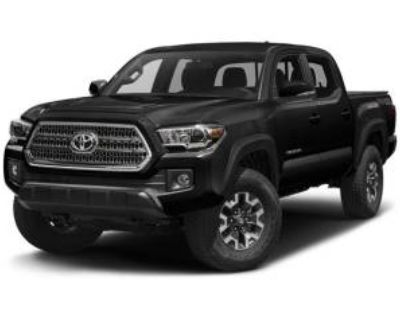2017 Toyota Tacoma TRD Off Road Double Cab 5' Bed V6 4WD Automatic