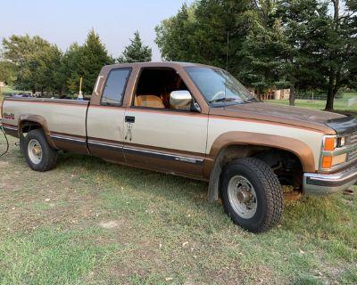 89 Chevy 3500 4x4