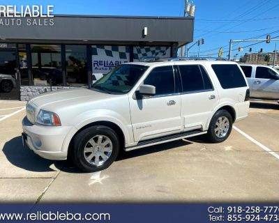 Used 2004 Lincoln Navigator 4dr 4WD Luxury
