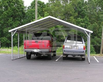 Great Deal On Metal Car Canopies At Metal Carports Direct