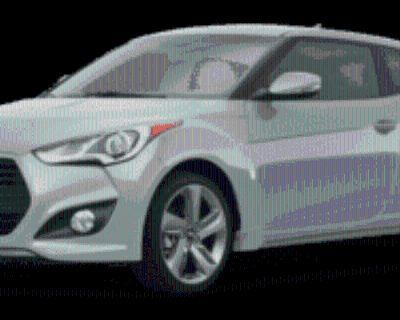 2015 Hyundai Veloster Turbo R-Spec Manual