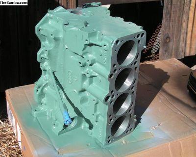 VW Rabbit Rebuilt Short Block 1.6 Diesel