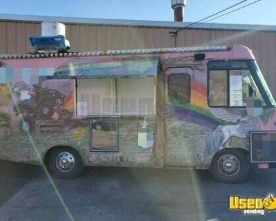 Well-Equipped Winnebago All-Purpose Food Truck/Used Mobile Food Unit