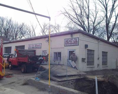 Car Sales Lot & Repair Garages