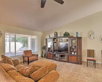 NEW! N. Tucson Home w/Patio by Catalina St. Park! - North Ranch