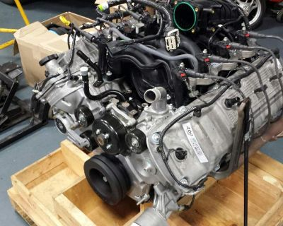 Brand New Ford 6.2 SOHC Raptor Engine - 0 Miles, No Runtime, Pre-Production