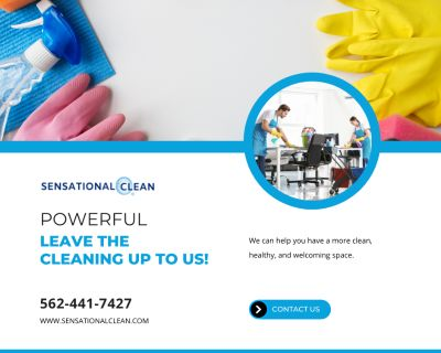 COMMERICAL CLEANING SPECIALS! | MOVING & SHOWING CLEANING
