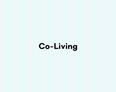 Co-Living Housing