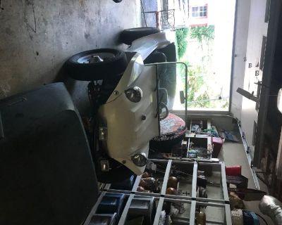 "VW Fiberglass ""Manx"" style Dunebuggy Corsair body"