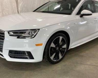 2017 Audi A4 Premium Plus