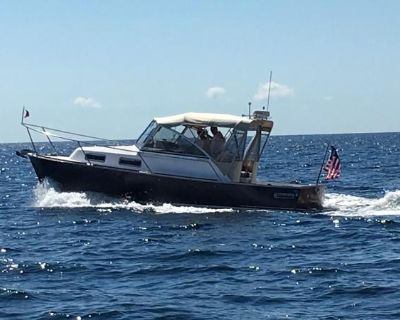 2001 Legacy Yachts 28