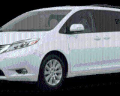 2015 Toyota Sienna XLE 8-Passenger FWD