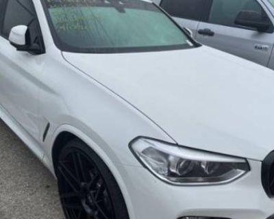 2021 BMW X4 30i