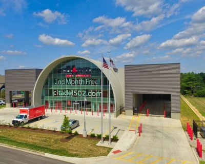 Commercial Climate Controlled Storage Space for Lease