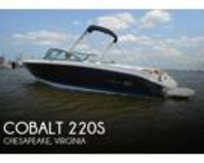 22 foot Cobalt 220S