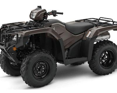 2021 Honda FourTrax Foreman 4x4 ES EPS ATV Utility Petaluma, CA