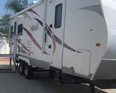 2014 Eclipse Recreational Vehicles MILAN 26RLSG