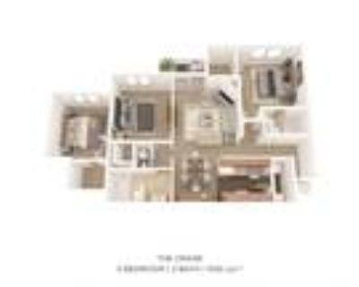 Hidden Lakes Apartment Homes - 3 Bedroom 2 Bath