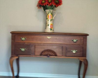Cedar lined chest