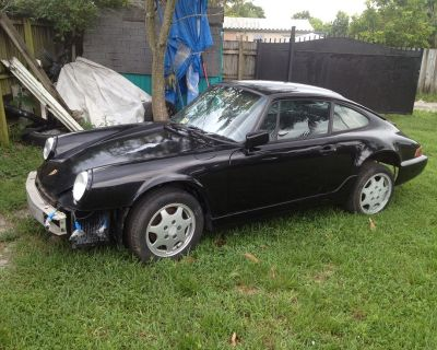 WTB: 964 Roller, Shell, or high milage/unfinished project car. cab/coupe