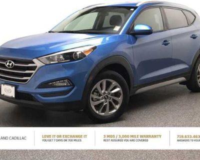 2018 Hyundai Tucson SEL All Wheel Drive