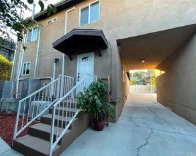 4512 Huntington Dr N 1/2, Los Angeles, CA 90032 3 Bedroom Apartment