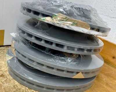 OEM Replacment Rotor Package - Simple and Easy to Order