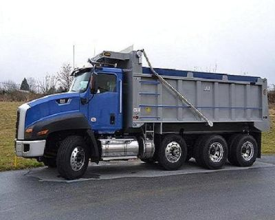 We specialize in dump truck financing