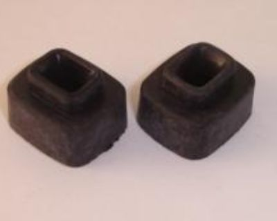 VW Thing (Type 181) Windshield Hold Down Stoppers
