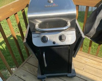 Gas grill performance series
