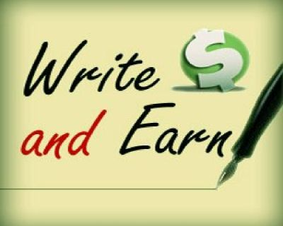 Get Paid to Write at Home!