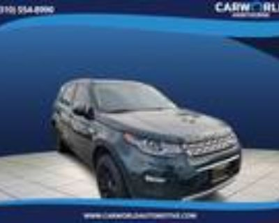 2016 Land Rover Discovery Sport HSE for sale