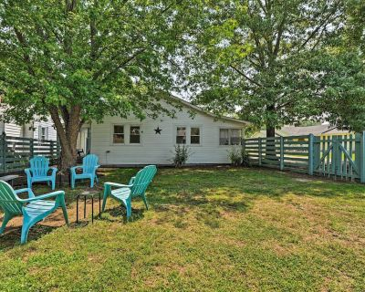 'the Blue Crab Cottage' - 3 Blocks From The Beach! - Colonial Beach