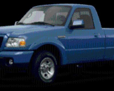 """2008 Ford Ranger 2WD Reg Cab 112"""" XL"""