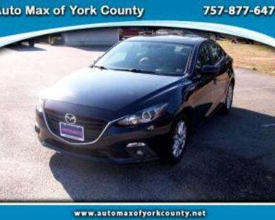 2015 Mazda Mazda3 i Grand Touring 4-Door Automatic