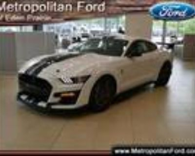 2021 Ford Mustang White, new