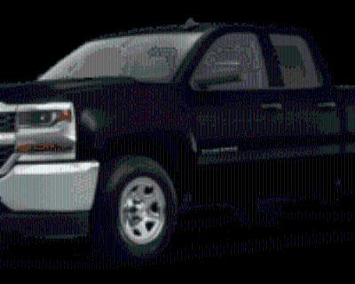 2018 Chevrolet Silverado 1500 LT Z71 Double Cab Standard Box 4WD