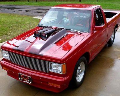 1984 Chevrolet S10
