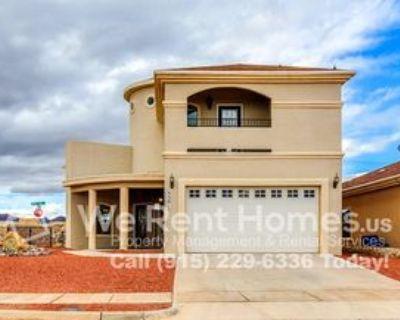 5501 Ignacio Frias Dr, El Paso, TX 79934 3 Bedroom House