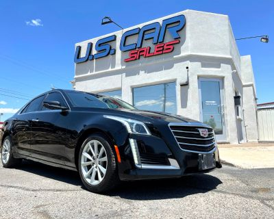 2016 Cadillac CTS Sedan 4dr Sdn 2.0L Turbo RWD