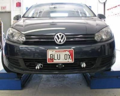 Blue Ox Bx3830 Base Plate For Jetta Tdi And Gas New Jetta Wagon 2010
