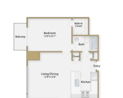 Private room with ensuite - San Francisco , CA 94105