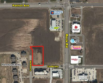 North Rock Development Land Available For Sale
