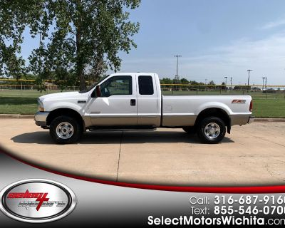 """Used 2003 Ford Super Duty F-250 Supercab 142"""" Lariat 4WD"""