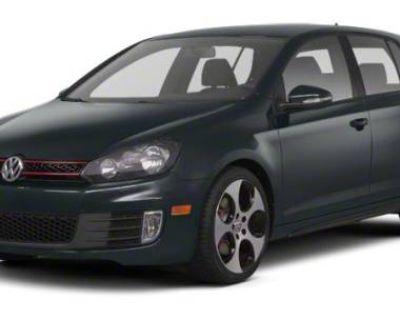 2013 Volkswagen Golf GTI Driver's Edition