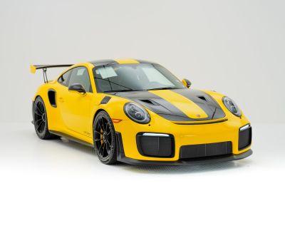 Dealer Inventory: 2018 Porsche 911 GT2 RS