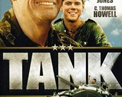 """Tank"" DVD James Garner"