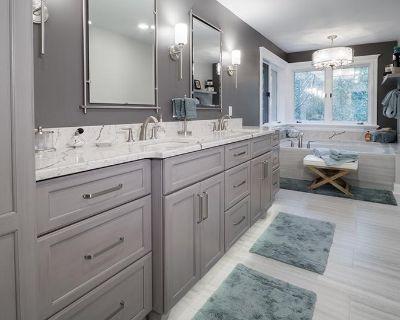 GEC Bathroom Vanities for a Spa