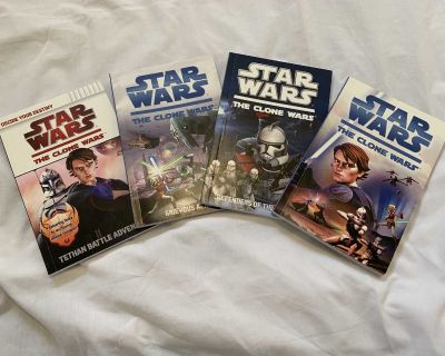 Star Wars The Clone Wars The Essential Collection